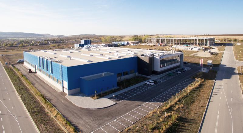 Production plant and offices for ENPAY
