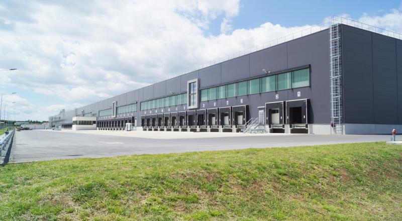 New logistics centre for Lidl
