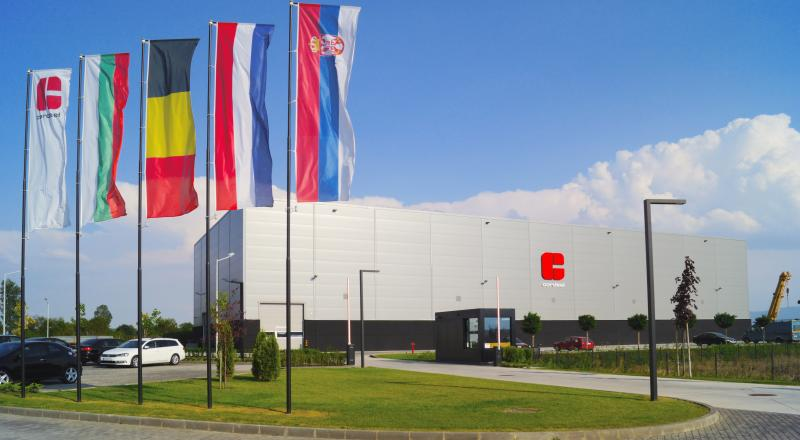 New production building for Cordeel